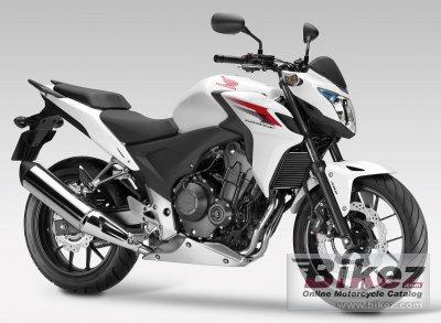 2013 Honda CB500F