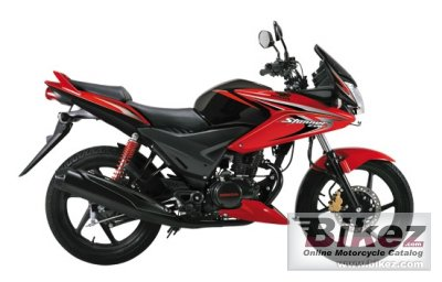 2013 Honda CBF Stunner