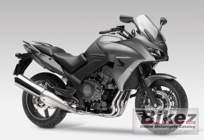 2013 Honda CBF1000