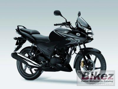 2013 Honda CBF125