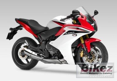 2013 Honda CBR600F