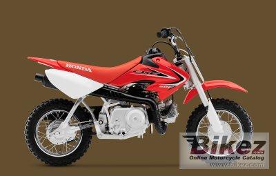 2013 Honda CRF50F