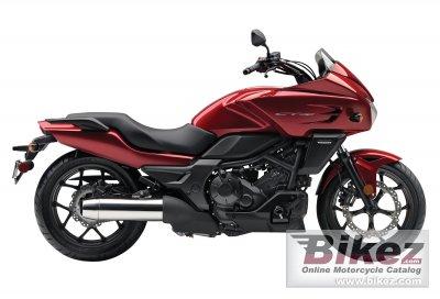2013 Honda CTX700D