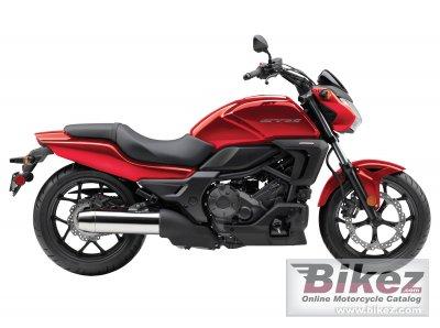 2013 Honda CTX700N