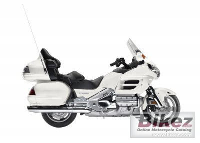 2013 Honda GL1800 Luxury