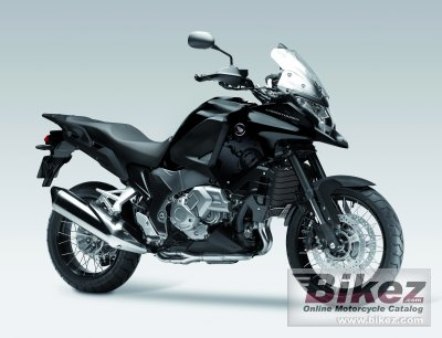 2013 Honda NC700X specifications and pictures