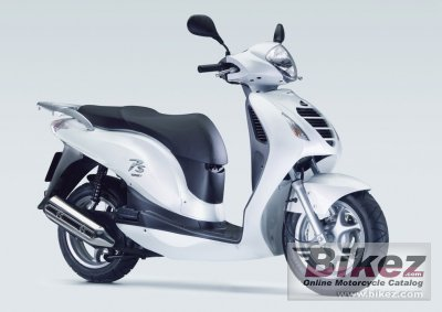 2013 Honda PS125i Passion