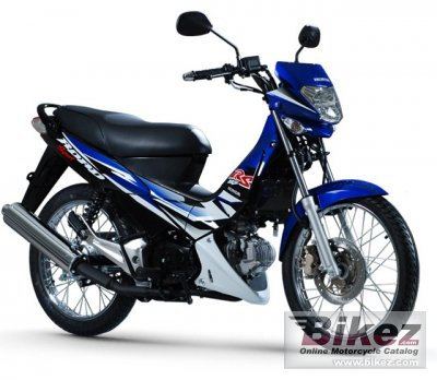 2013 honda rs 125 specifications and pictures