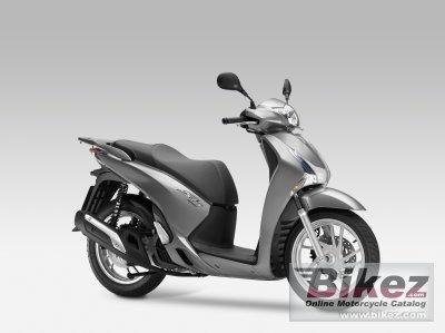 2013 Honda SH125i