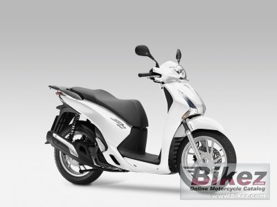 2013 Honda SH150i specifications and pictures