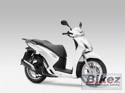 2013 Honda SH150i