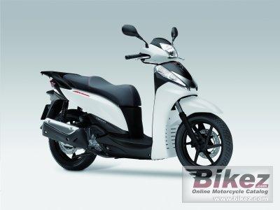 2013 Honda SH300i