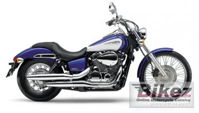 2013 Honda Shadow Custom 400