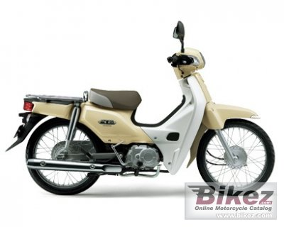 2013 honda super cub 110 specifications and pictures. Black Bedroom Furniture Sets. Home Design Ideas