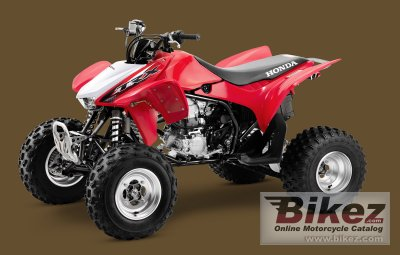 2013 Honda TRX450R