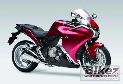 2013 Honda VFR1200F