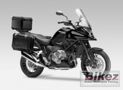 2013 Honda VFR1200X Crosstourer Limited Edition