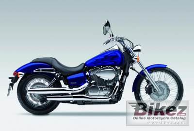 2013 Honda VT750C2 Shadow