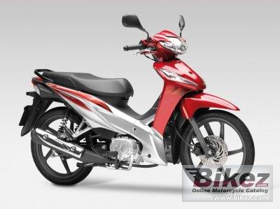 2013 Honda Wave 110i