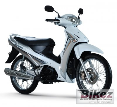 2013 Honda Wave 125 Specifications And Pictures