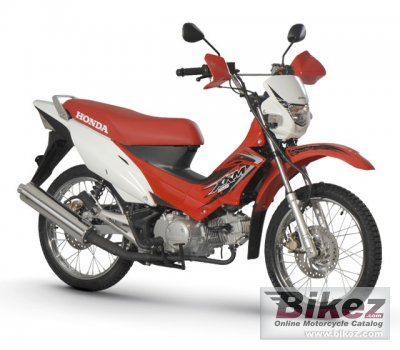 2013 honda xrm 125 off-road specifications and pictures