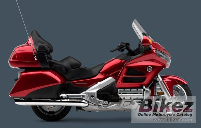 2014 Honda Gold Wing Audio Comfort Navi XM photo