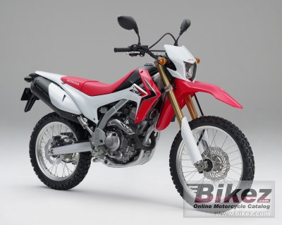 2014 Honda CRF250L photo