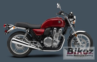 2014 Honda CB1100 DLX photo