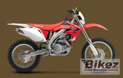 2014 Honda CRF450X photo