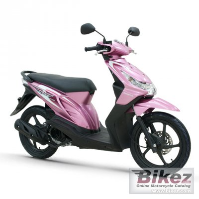 2014 Honda BeAT 110 photo