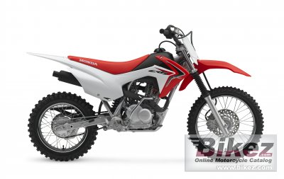 2014 Honda CRF125F photo