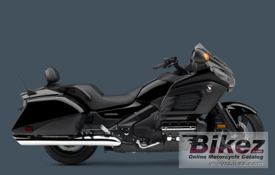 2014 Honda Gold Wing F6B Deluxe photo