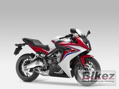 2014 Honda CBR650F ABS photo