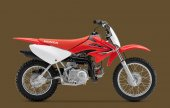 2014 Honda CRF70F photo