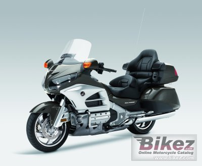 2014 Honda GL1800 Gold Wing Deluxe photo