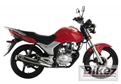 2014 Honda CB125E photo
