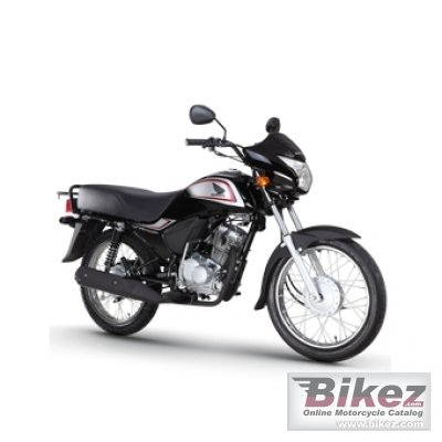 2014 Honda CB125 CL photo