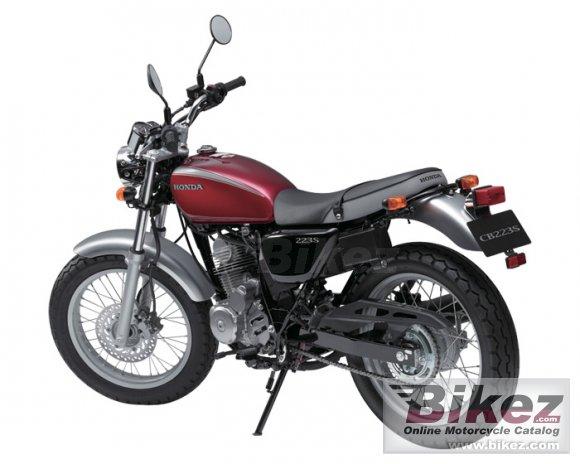 2014 Honda CB223S