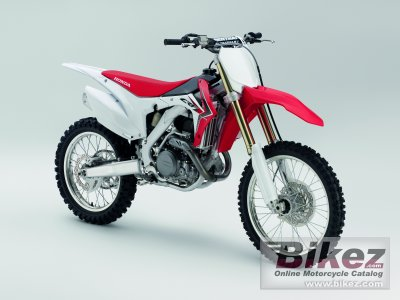 2014 Honda CRF450R photo