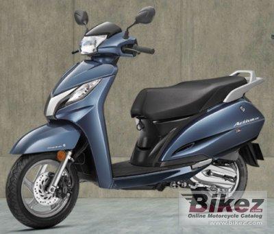 2014 Honda Activa 125