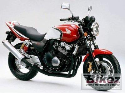 2014 Honda CB400