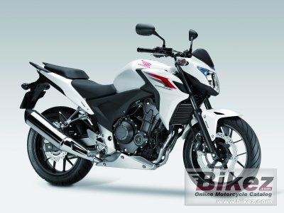 2014 Honda CB500F ABS