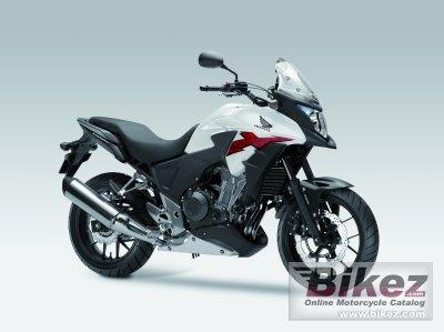 2014 Honda CB500X