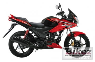 2014 Honda CBF Stunner