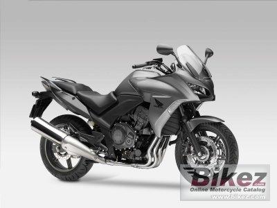 2014 Honda CBF1000F