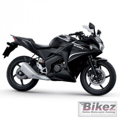 2014 Honda CBR150R
