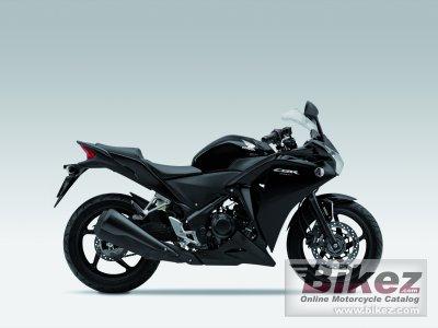 2014 Honda CBR250R