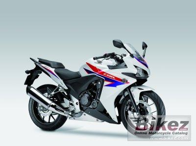 2014 Honda CBR500R ABS