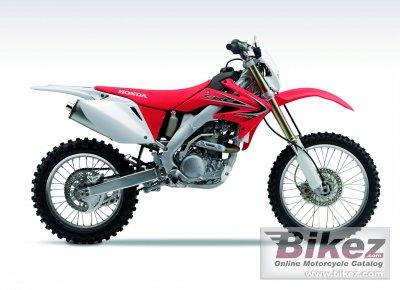 2014 Honda CRF250X