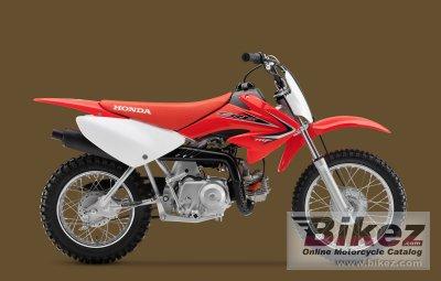 2014 Honda CRF70F